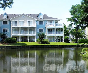 Brunswick Plantation Villas Myrtle Beach