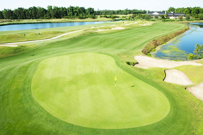 Barefoot Dye Myrtle Beach Golf Packages