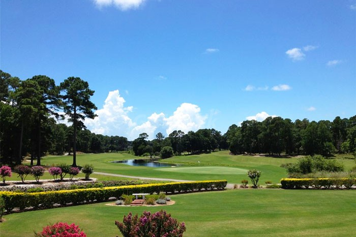 Pearl West Myrtle Beach Golf Packages