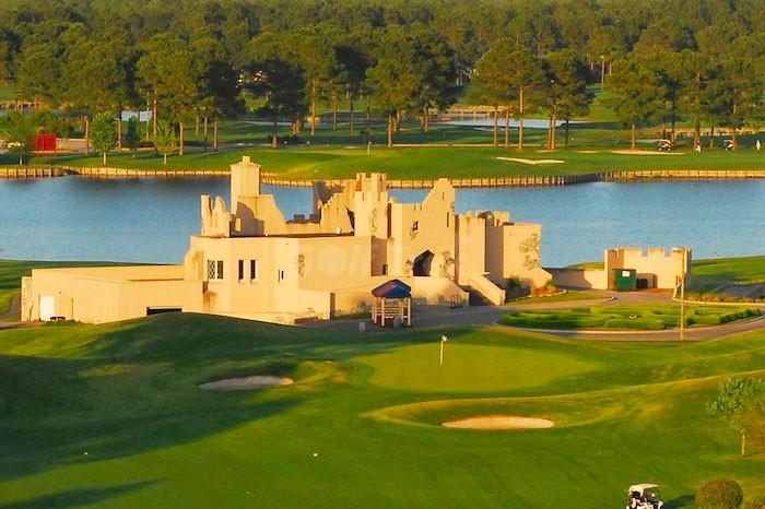 Wizard Golf Club Myrtle Beach Packages