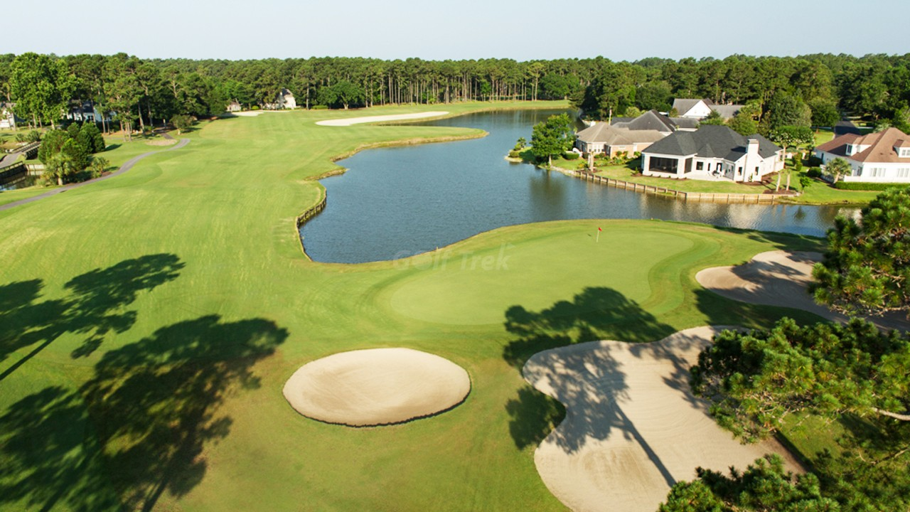 River Club Golf Course Myrtle Beach Scorecard